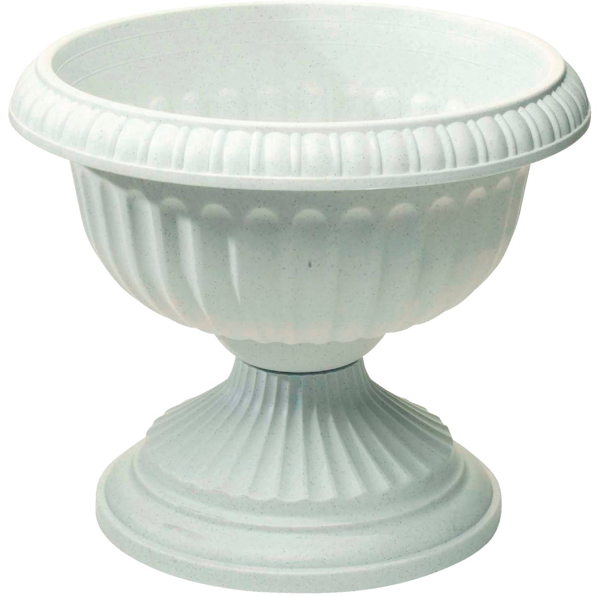 "12"" STONE POLY URN - 39126 by Novelty Mfg Co"