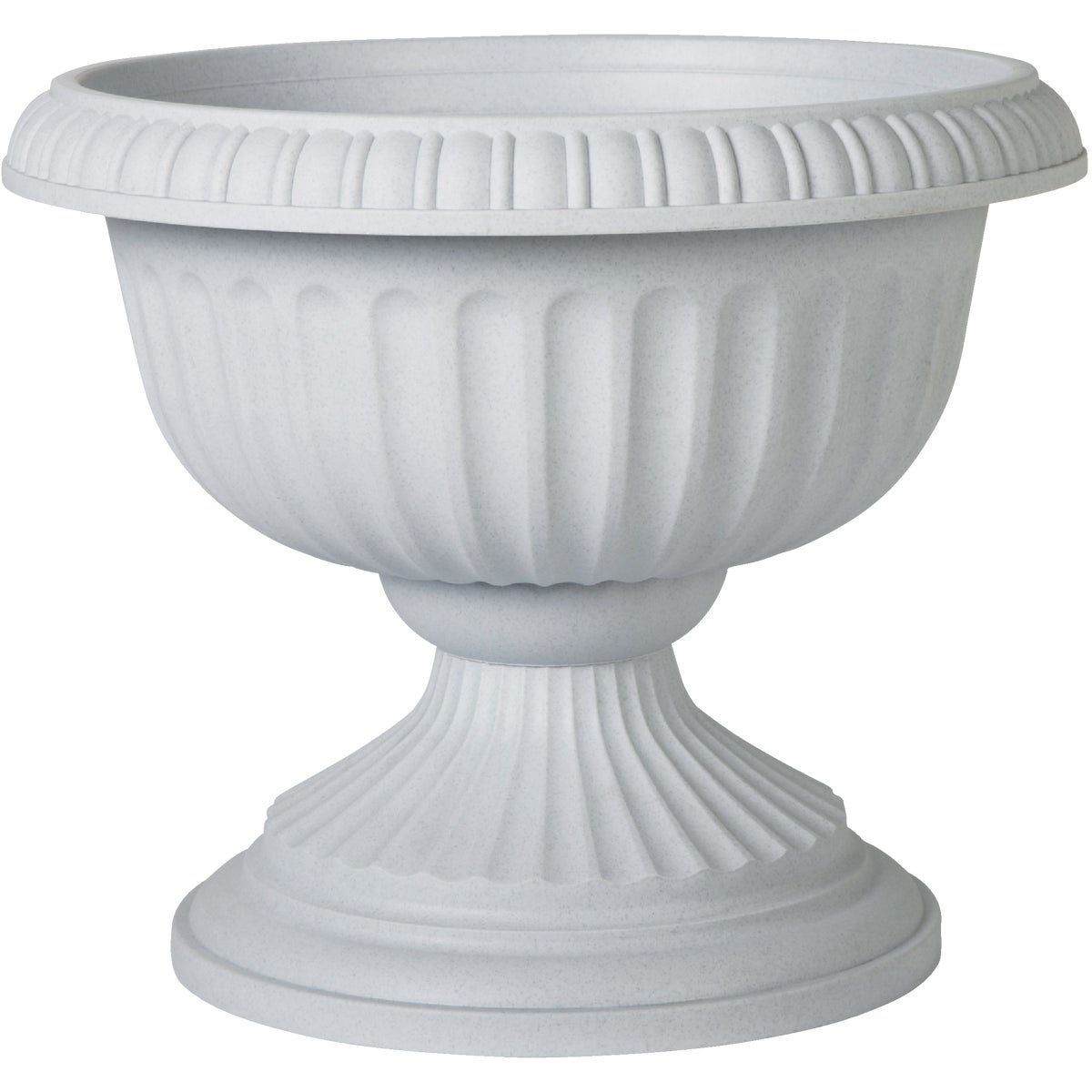 "18"" STONE POLY URN - 39186 by Novelty Mfg Co"
