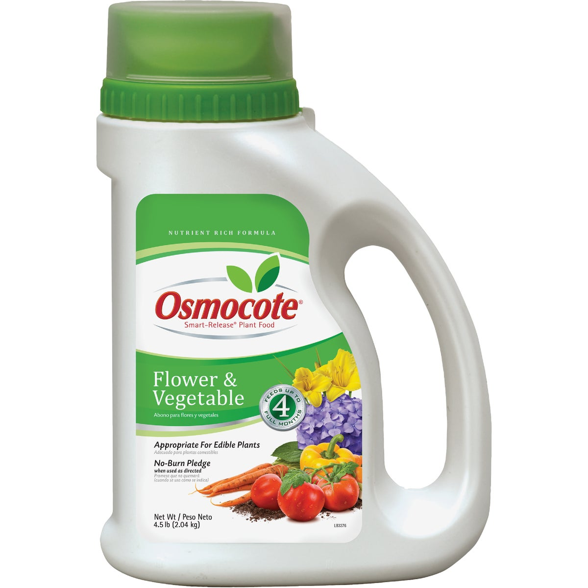 4.5LB OSMOCOTE FLOWR&VEG - 277860 by Scotts Company