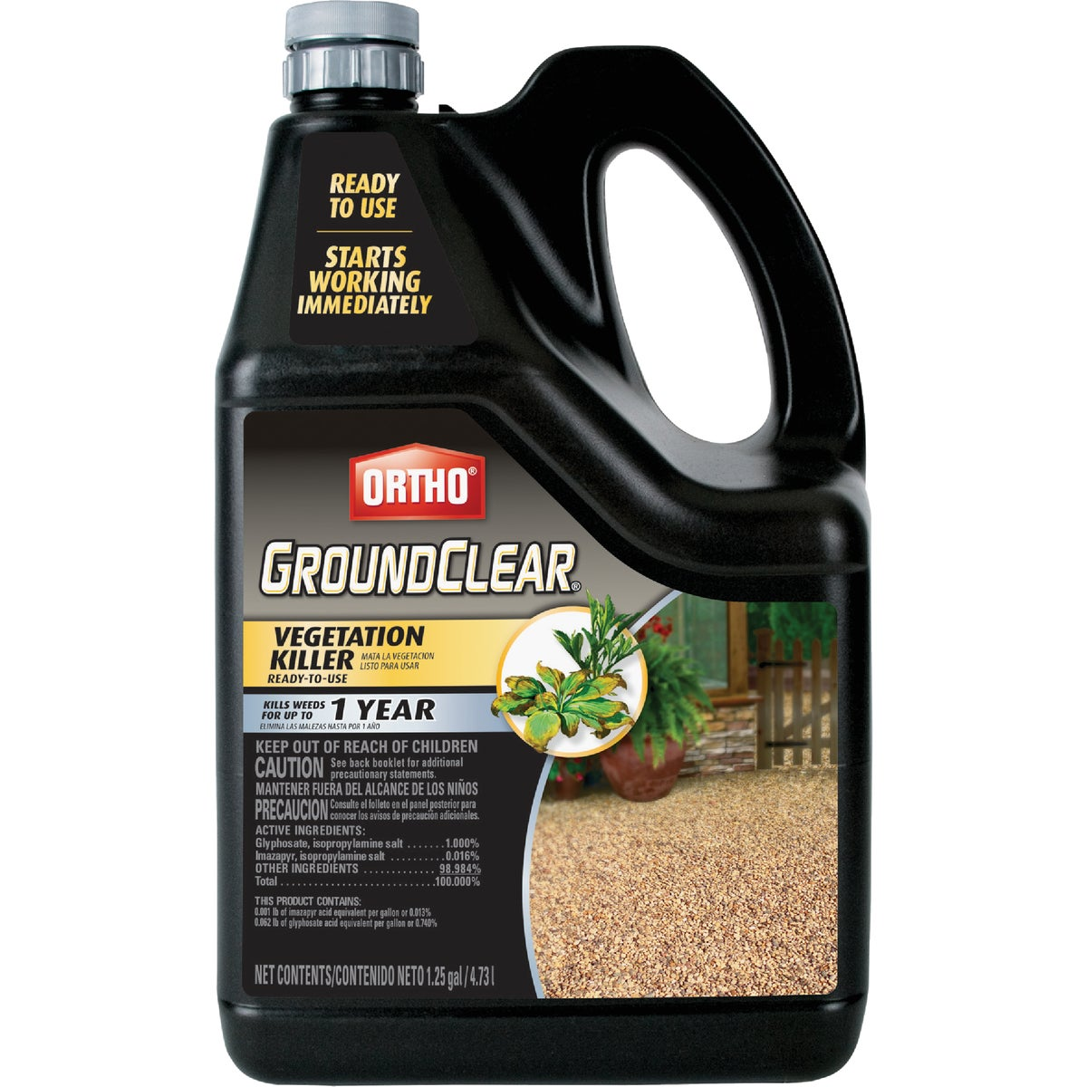 RTU VEGETATION KILLER - 0435610 by Scotts Company