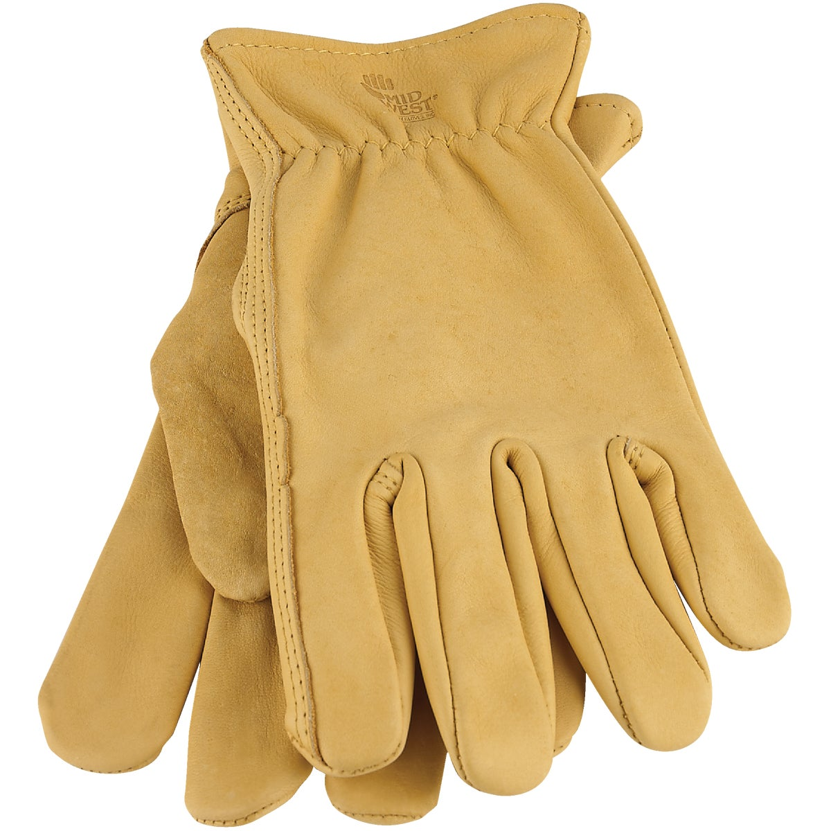 LRG LEATHER GLOVE - 688L by Midwest Quality Glov