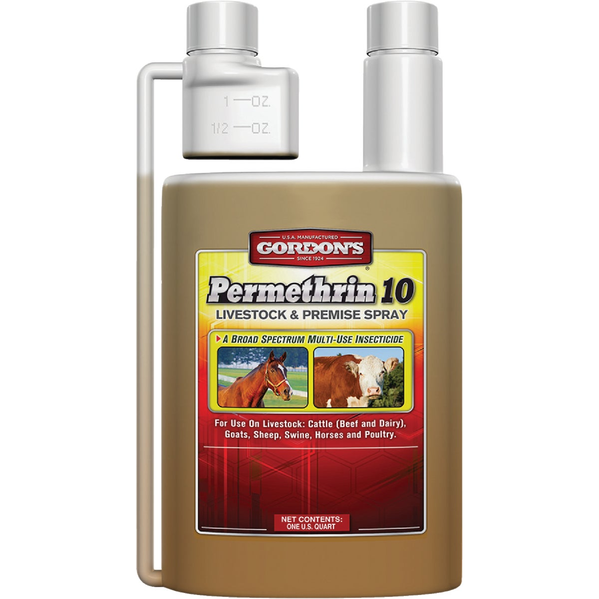 QT PERMETHRIN-10 SPRAY - 9291082 by P B I/gordon Corp