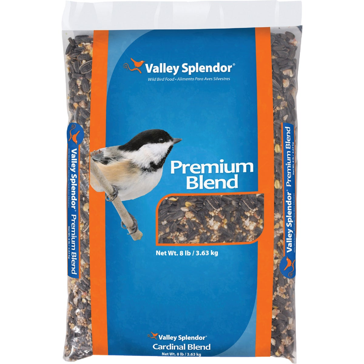 8LB PRM BLEND BIRD SEED - 386 by Red River Commod