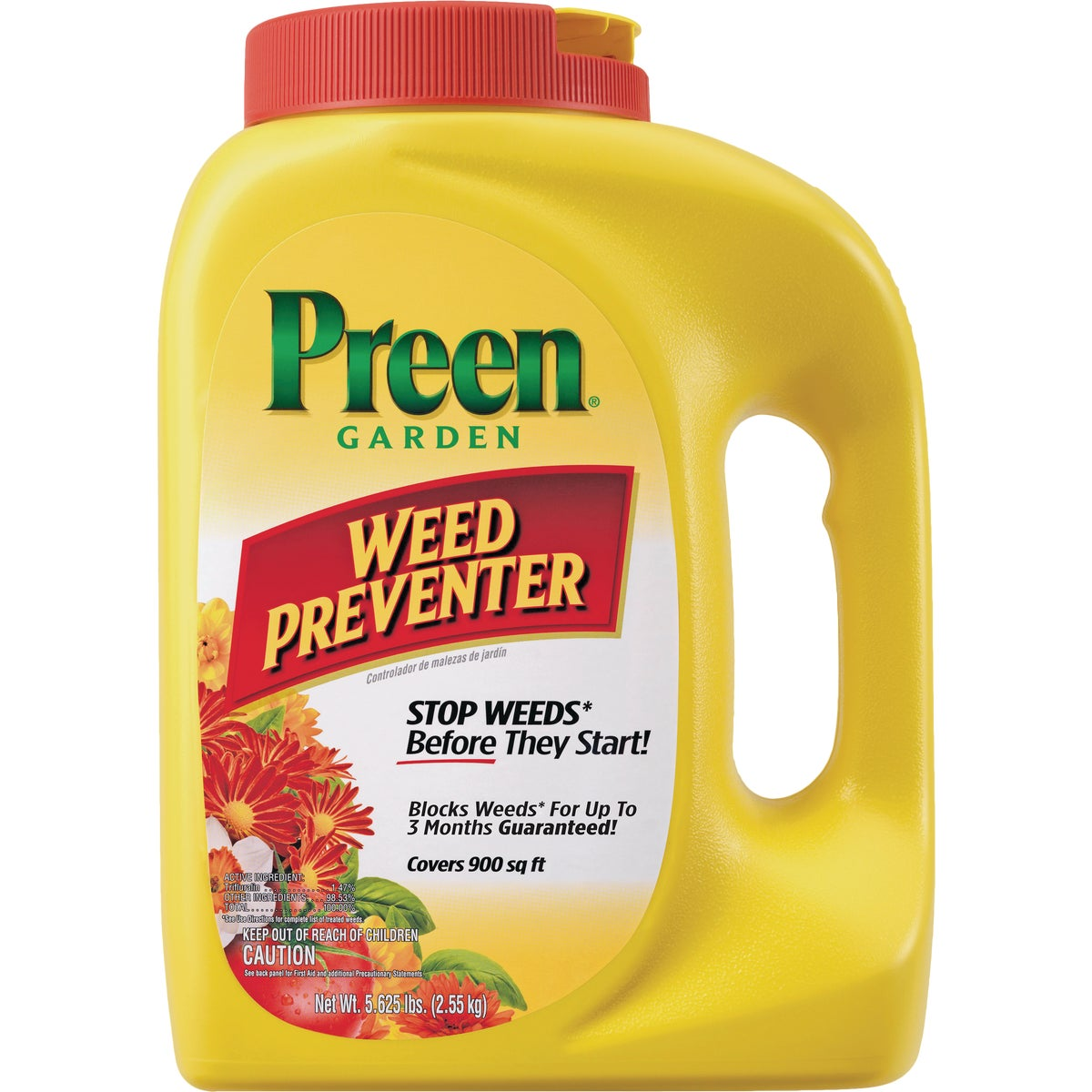 5.6#PREEN WEED PREVENTER