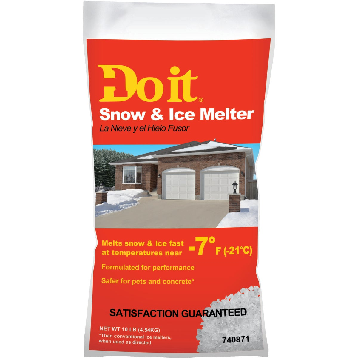 10LB ICE MELTER - 54010 by North American Salt