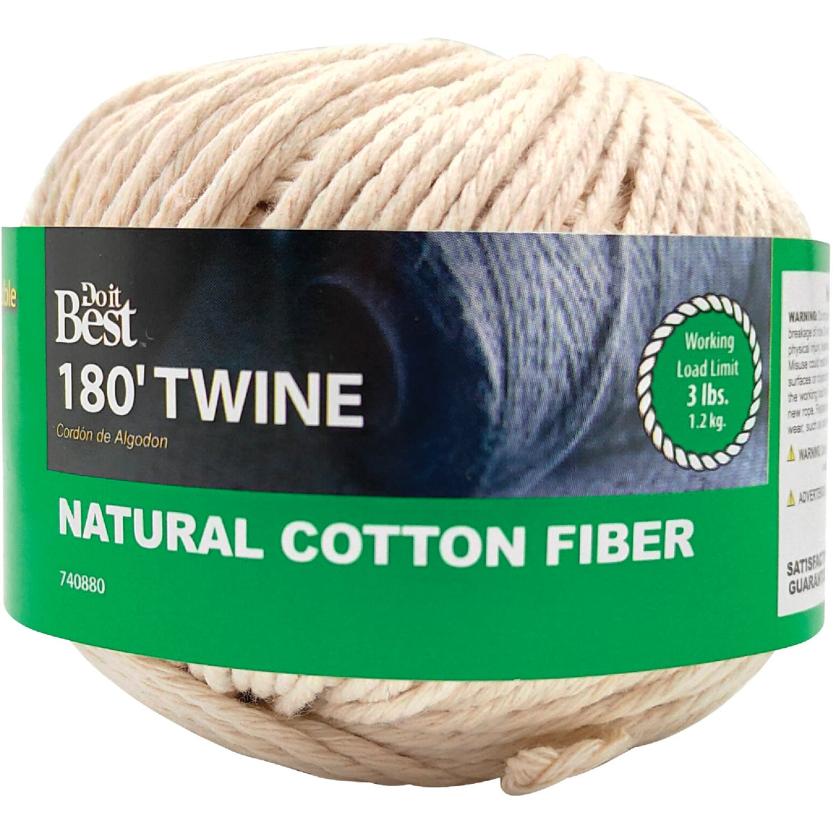 #21 180' COTTON TWINE - 740880 by Do it Best