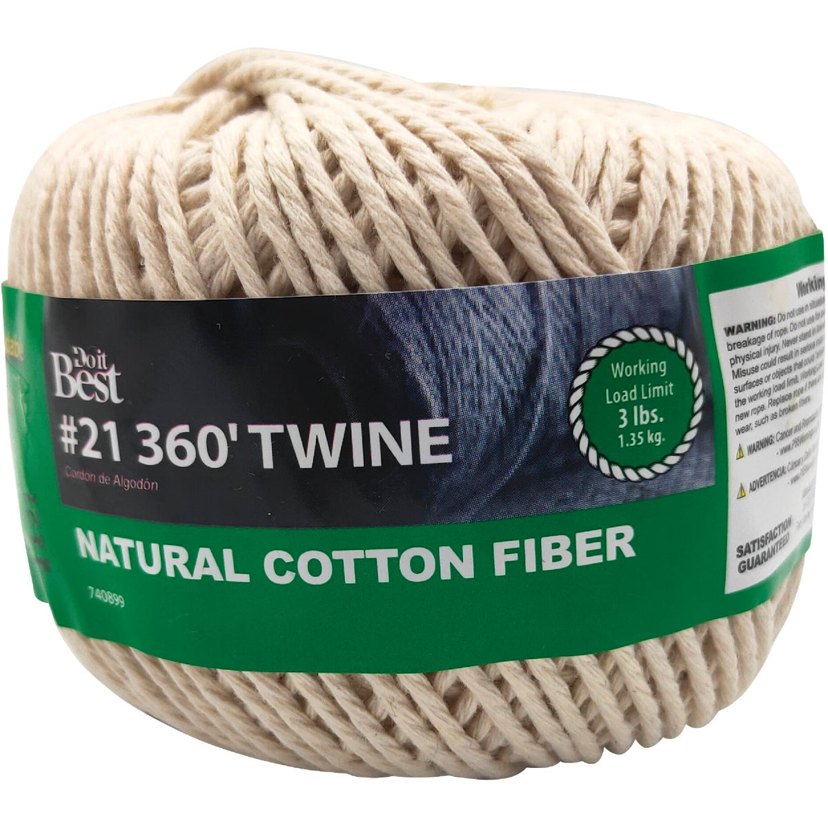 #21 360' COTTON TWINE - 740899 by Do it Best