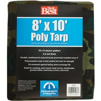 Do it Best GS Tarps 8X10 CAMO TARP 741184
