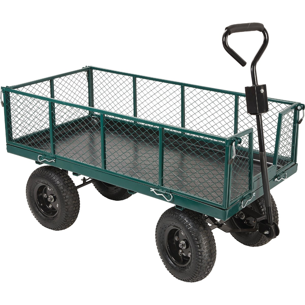 STEEL YARD CART W/SIDES - TC4205C by Do it Best