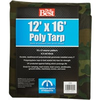 Do it Best GS Tarps 12X16 CAMO TARP 741493
