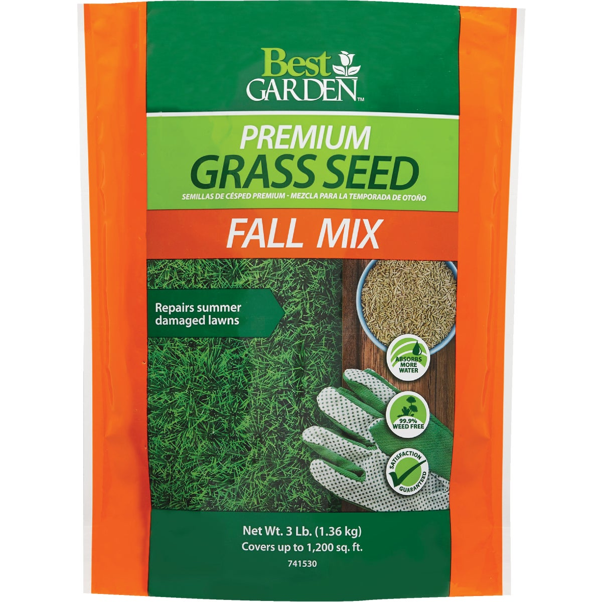 3LB FALL GRASS SEED - 71102 by Barenbrug U S A