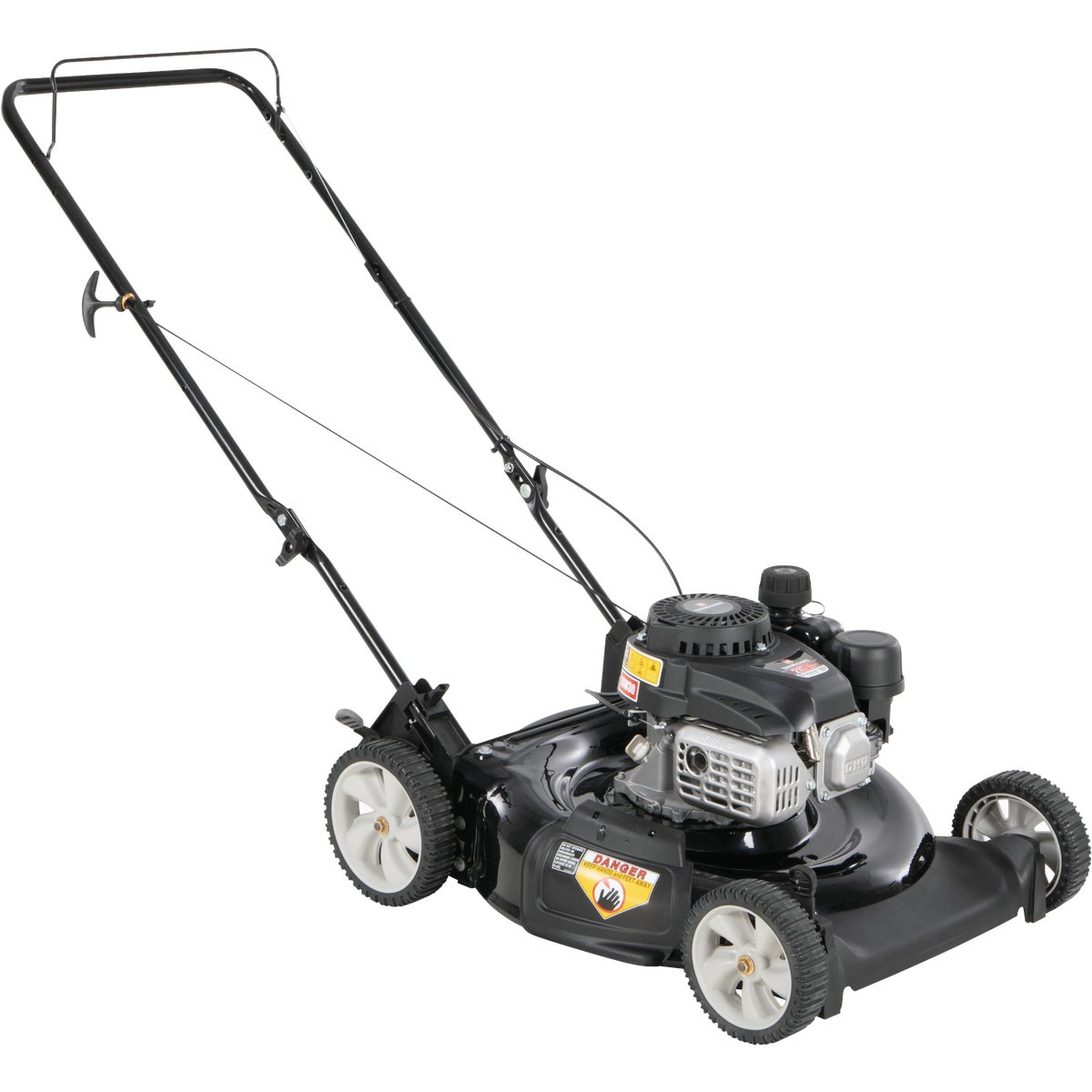 "21"" 2-N-1 HI WHEEL MOWER - 11A-B0S5700 by M T D Products"