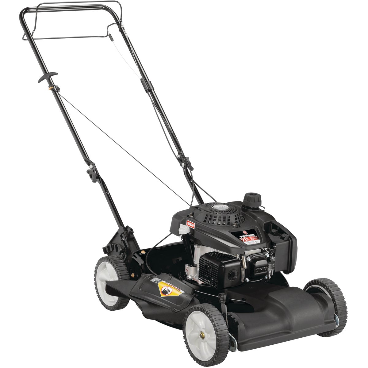 Yard Machines 21 In. Self-Propelled Gas Lawn Mower, 12A-A0M5700
