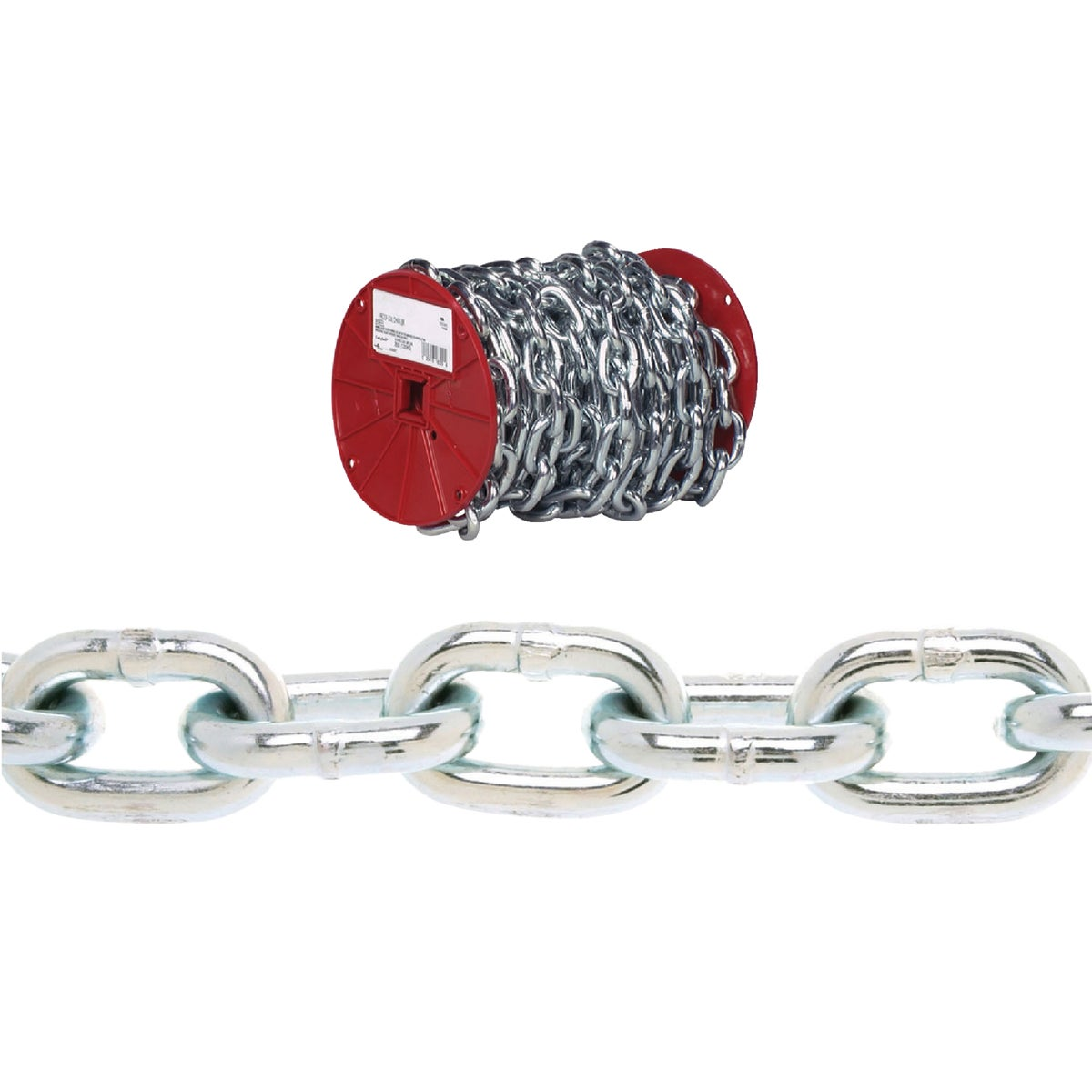 "100' 3/16"" G30 CHAIN - 0725027 by Cooper Campbell Apex"