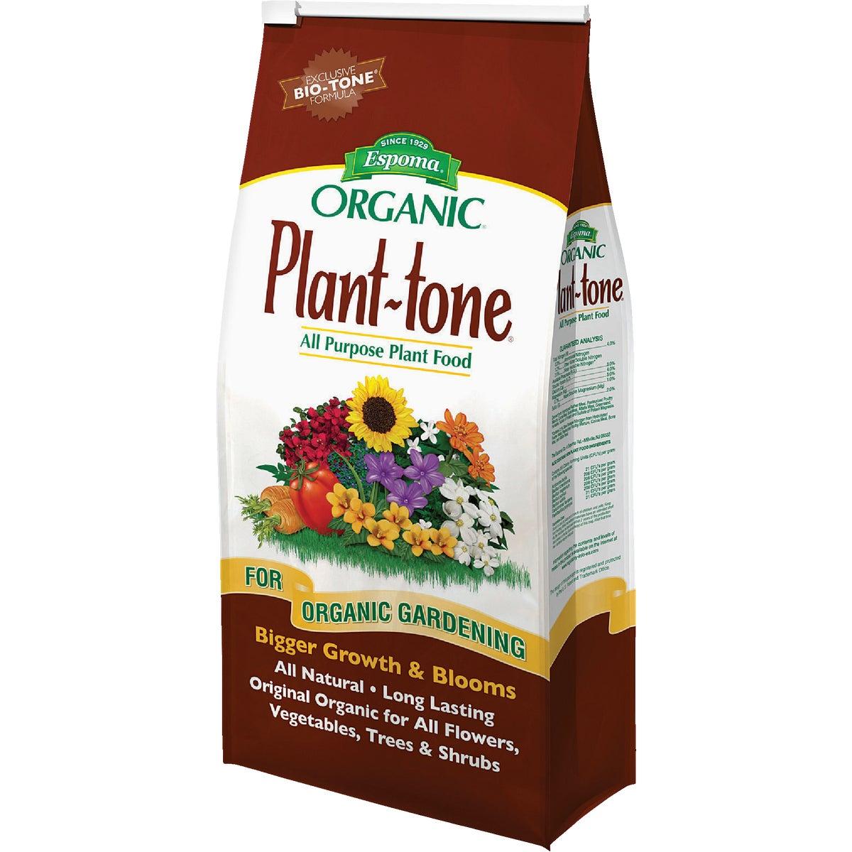 4LB PLANT TONE