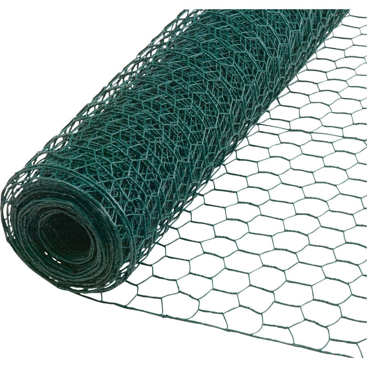 "24""X25' 1"" GRN PLTRY NET"