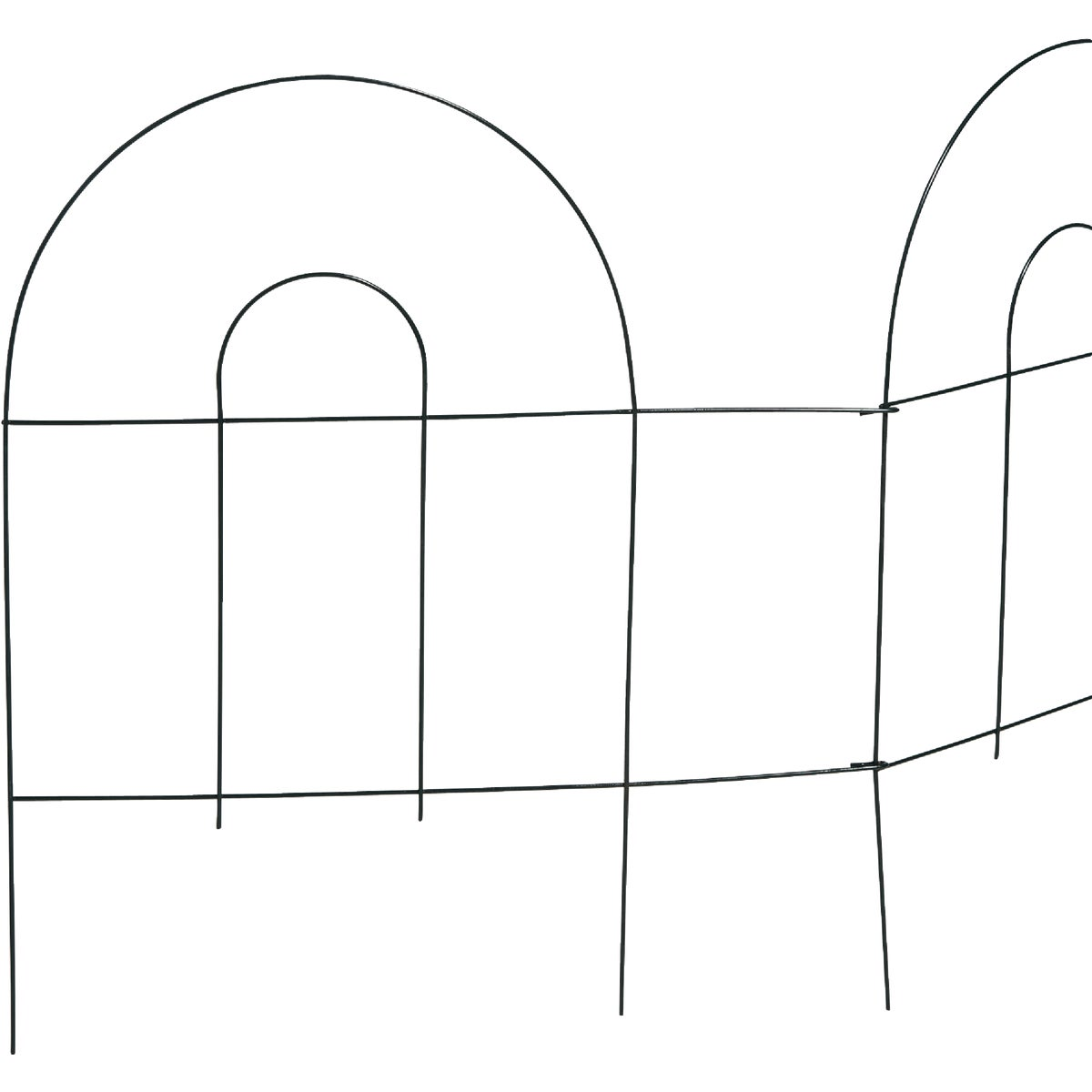 "18""X8' GRN FOLDING FENCE - 741965 by Do it Best"