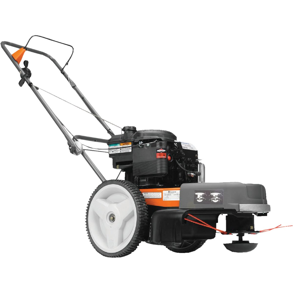 "22"" HIGH WHEELED TRIMMER - 961730005 by Husqvarna Outdoor"
