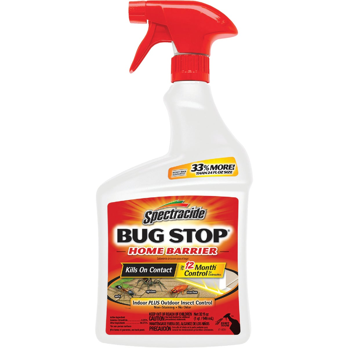 32OZ RTU BUG STOP KILLER - HG96099 by United Industries Co