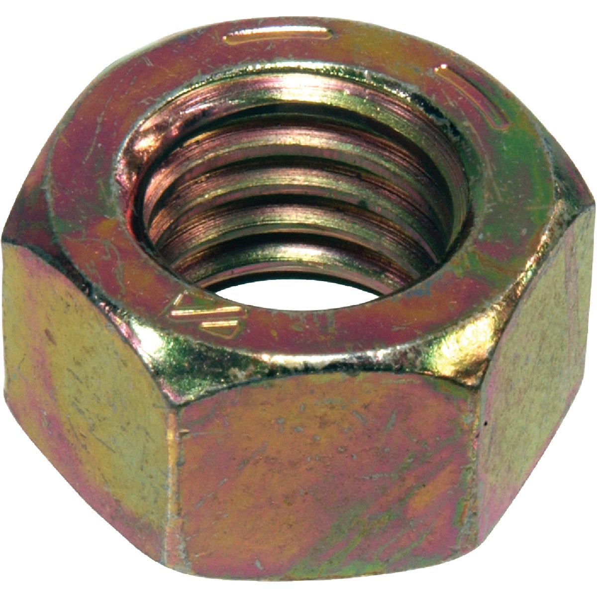 1/4-20 YC G8 HEX NUT - 180400 by Hillman Fastener