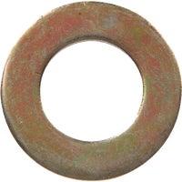 Hillman Flat Washer (SAE) Yellow Dichromate, 280320
