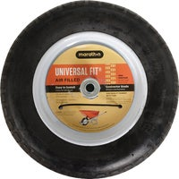 Marathon Universal Pneumatic Wheelbarrow Wheel, 20265