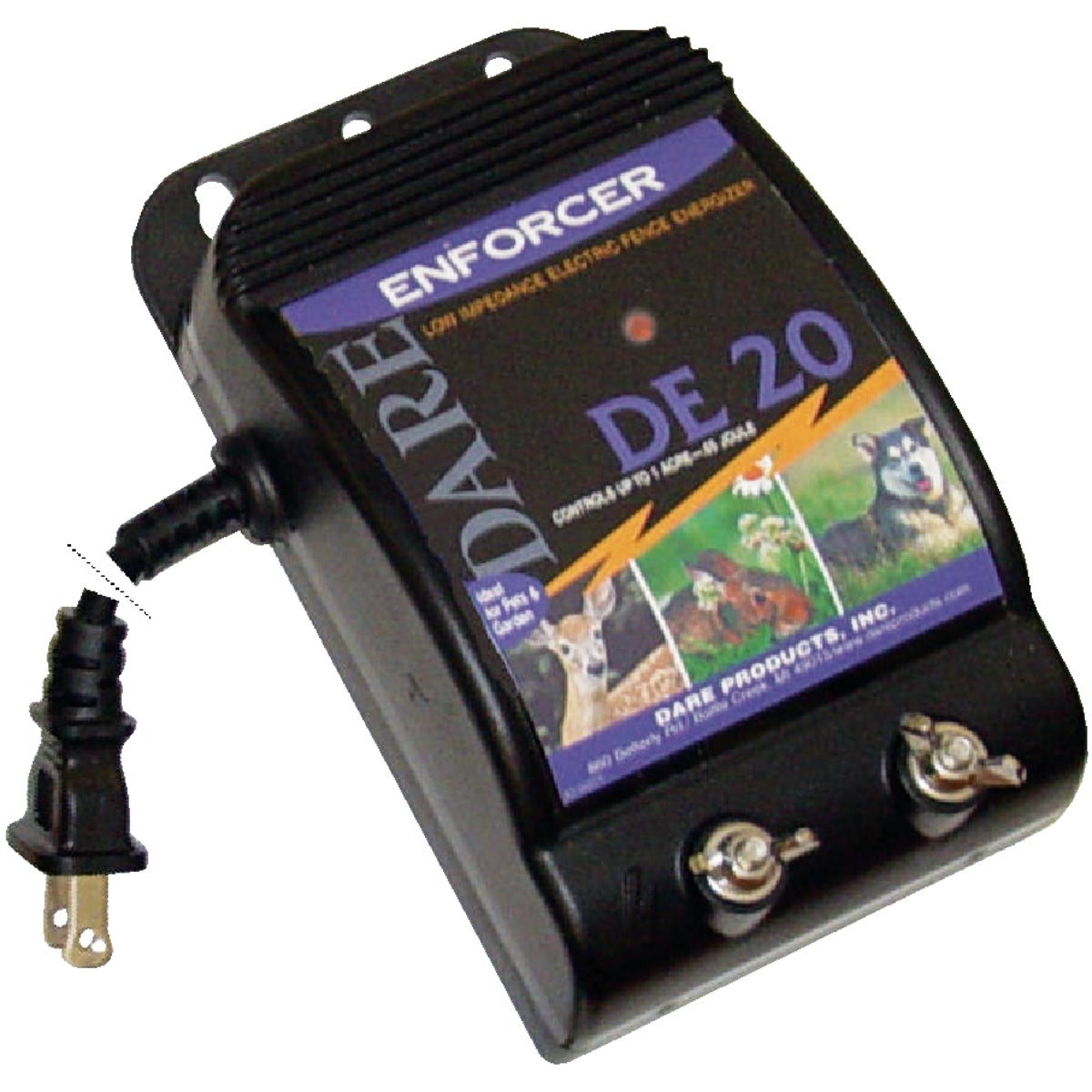 Woodstream PET ELECTRIC FENCER K9