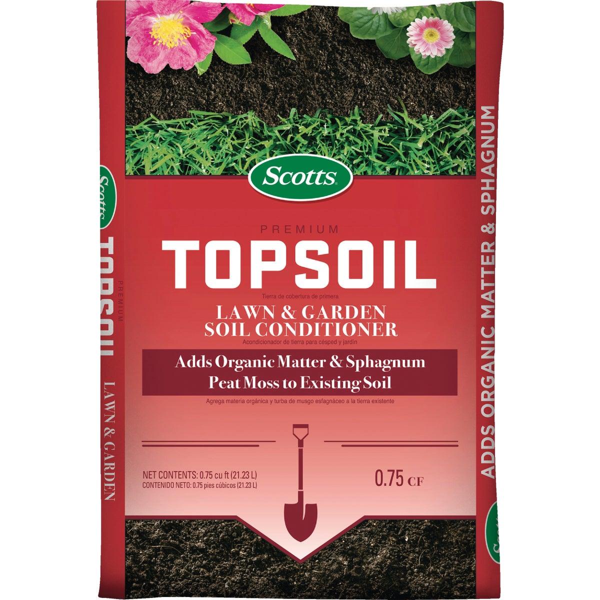 .75 Scotts Prem Top Soil