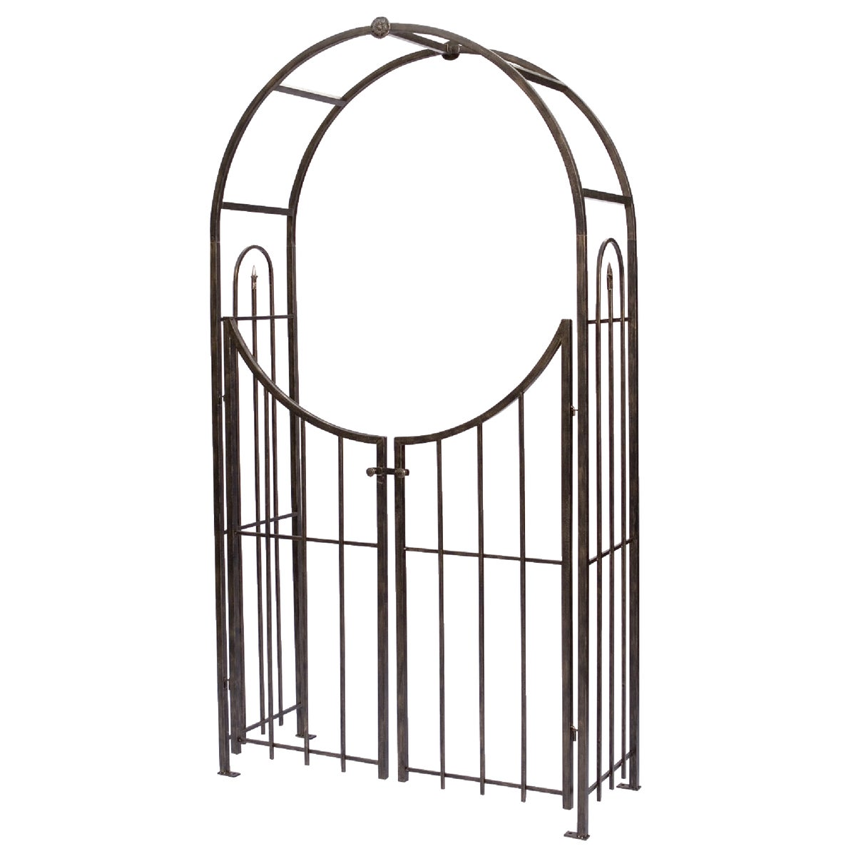 Panacea Products BRONZE GARDEN ARBOR 89096
