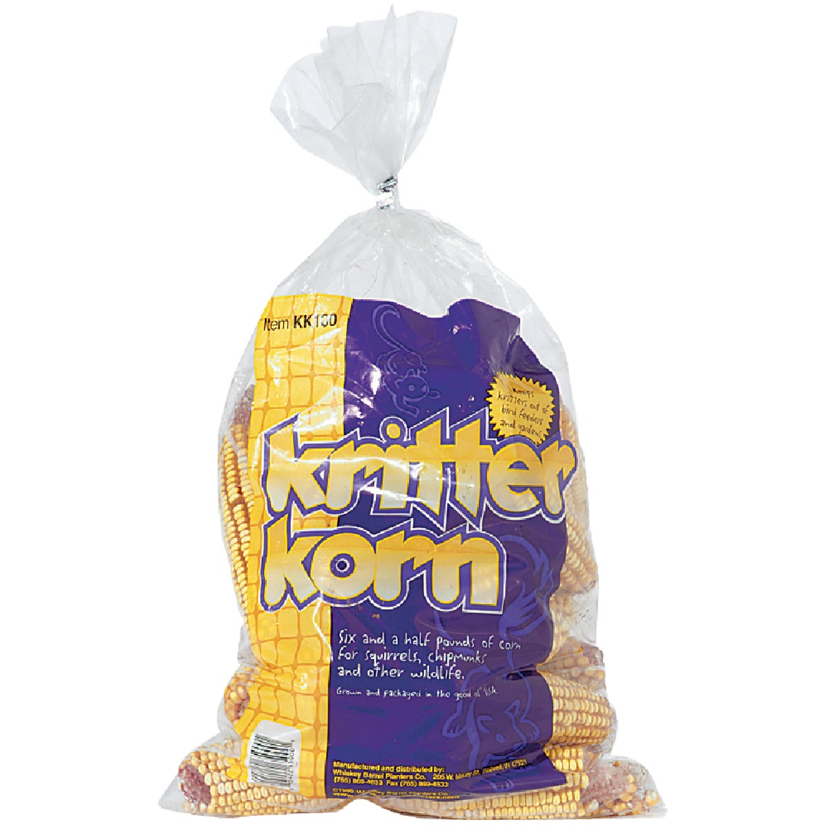 16LB SQUIRREL CORN - KK-16 by American Gardenworks