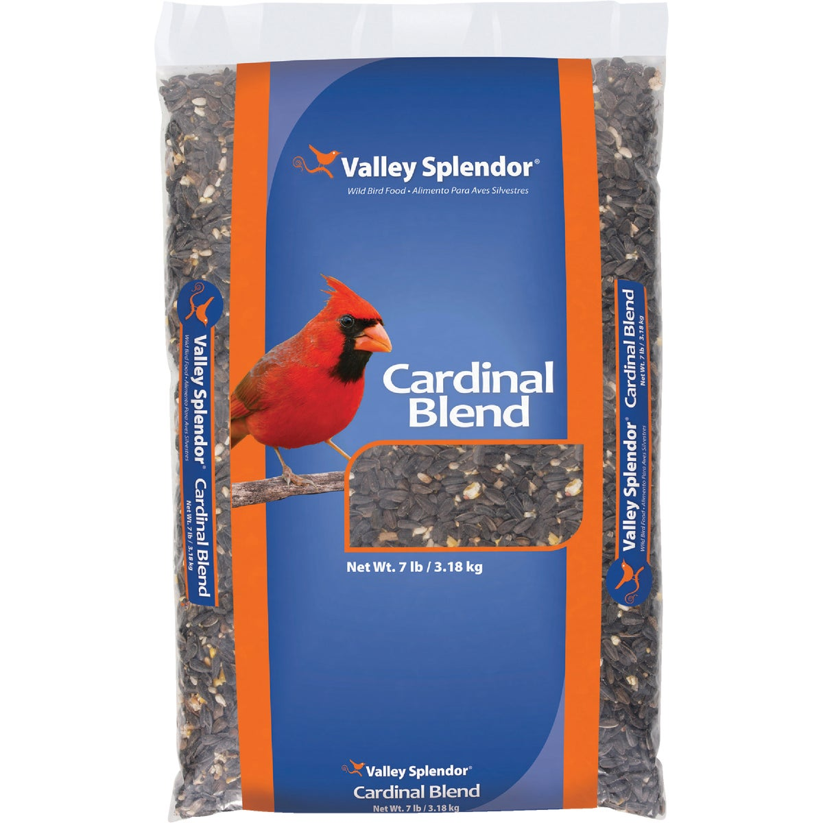 7LB CARDINAL BLEND SEED - 738 by Red River Commod