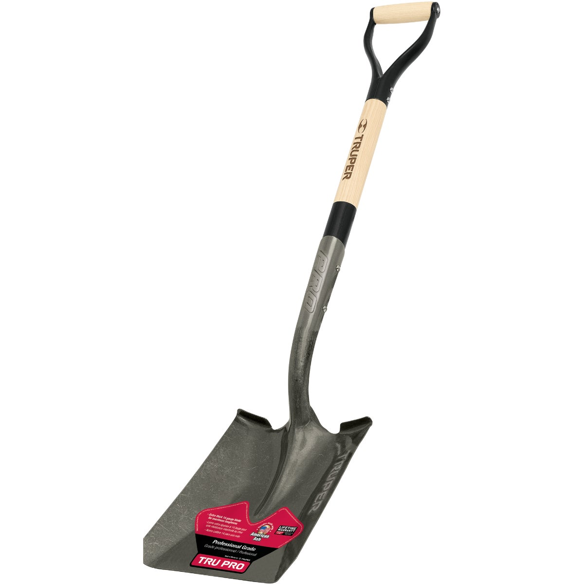 D-Hdl Sq Pt Shovel