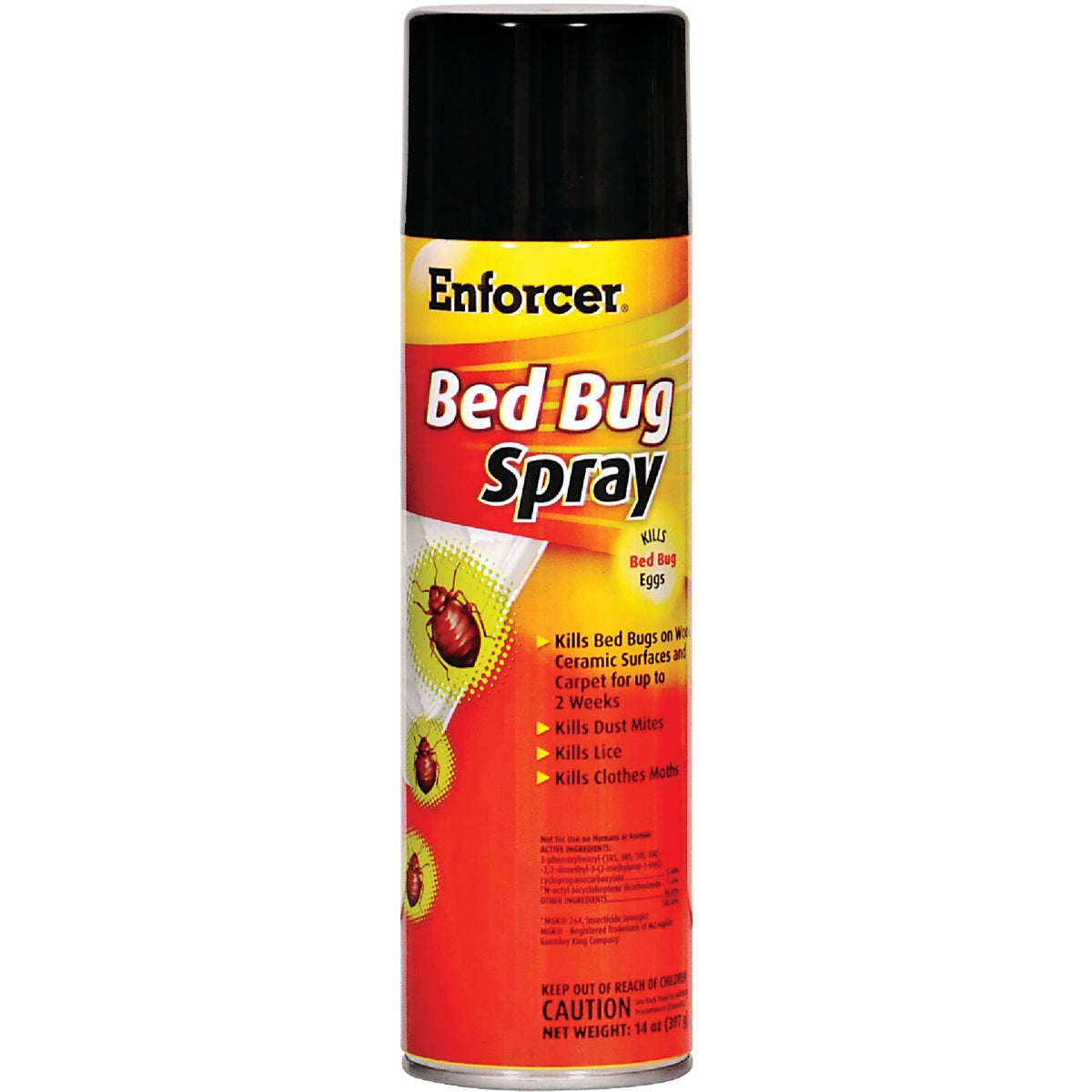 14OZ BED BUG SPRAY - EBBK14 by Zep Enforcer Inc