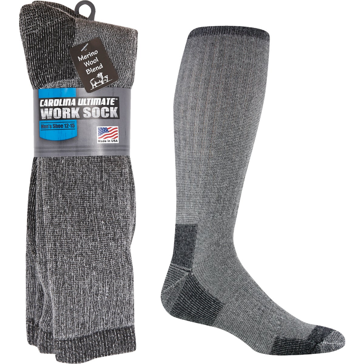 XL 40BELOW BLACK SOCK - F2230-052XL by Wigwam Mills, Inc