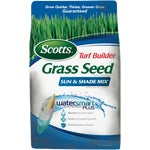 Scotts 3Lb Turf Builder Grass Seed Sun & Shade 18225