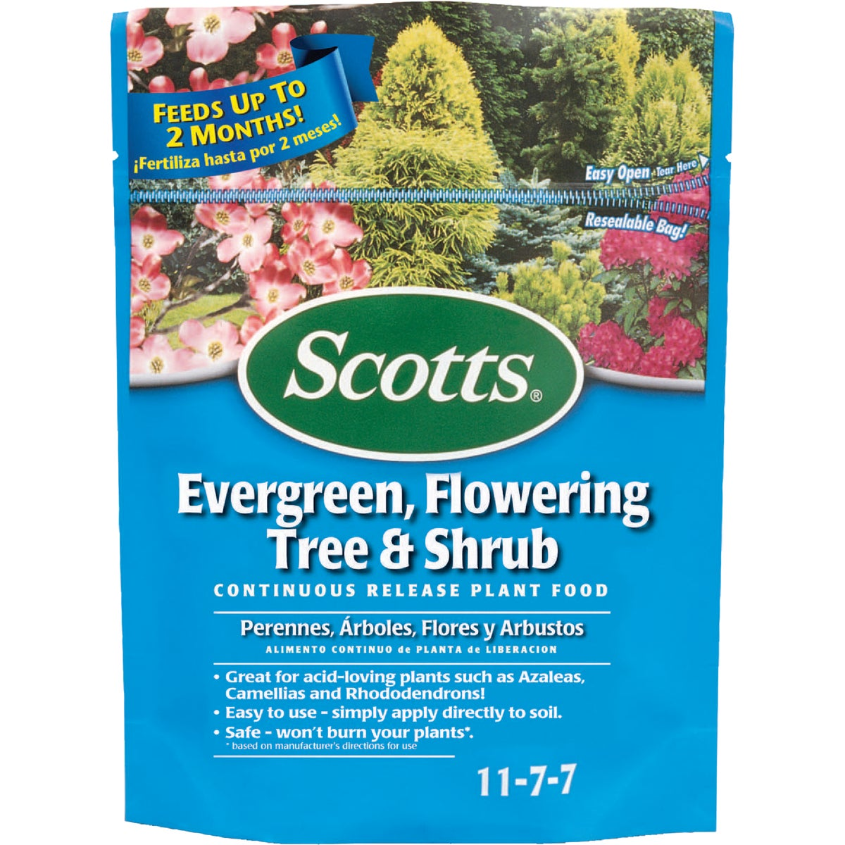 3LB SHRUB & TREE FOOD