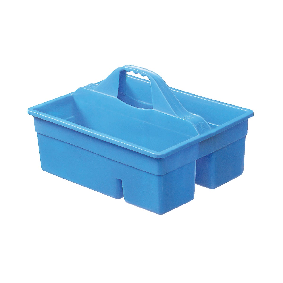 BLUE DURA-TOTE - DT6BLUE by Miller Manufacturing