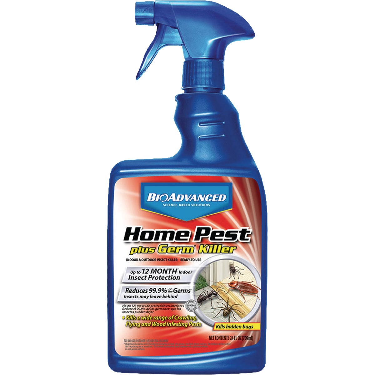 24OZ HOME PEST CONTROL - 700460A by Bayer Advanced Llc