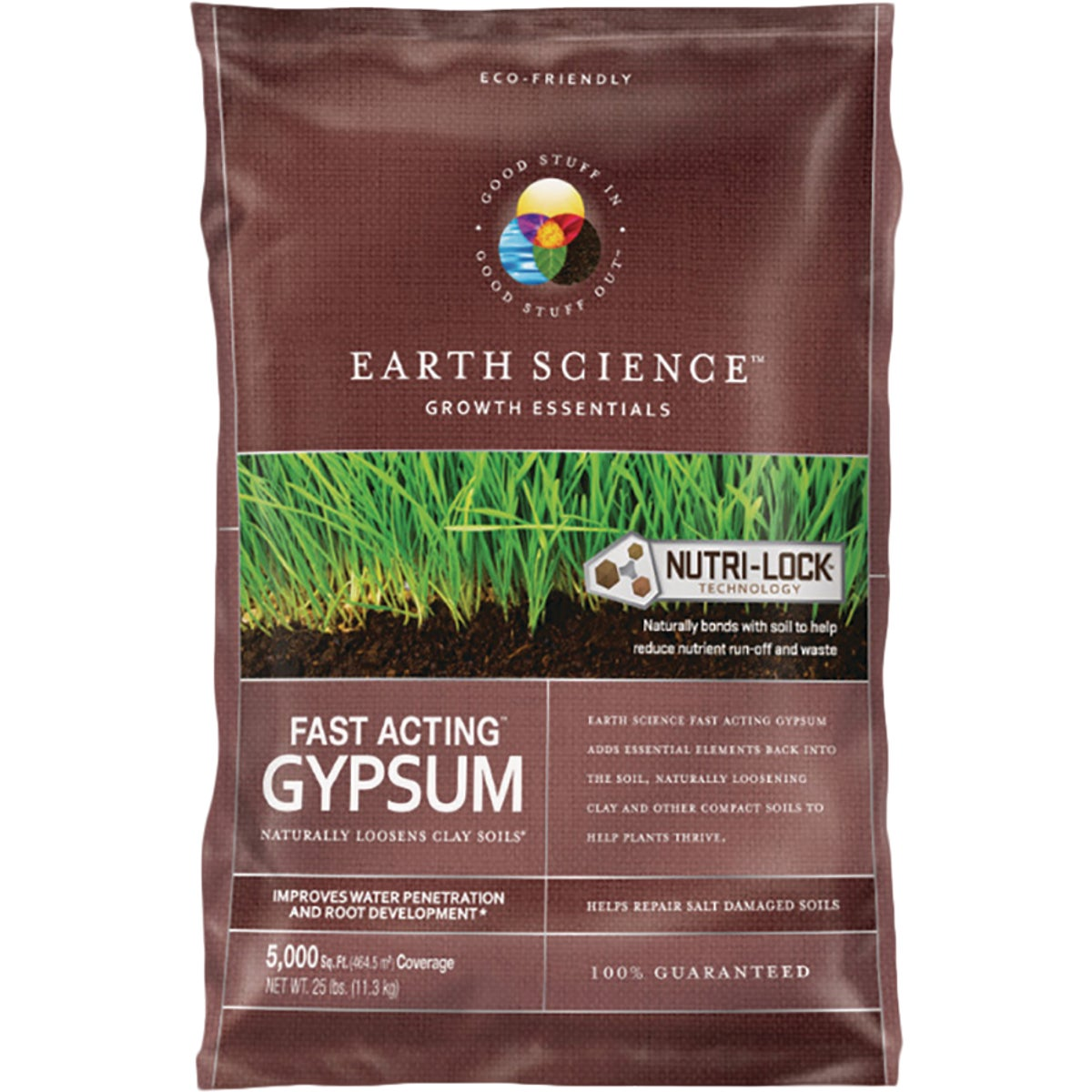 30LB SOIL GYPSUM PLUS