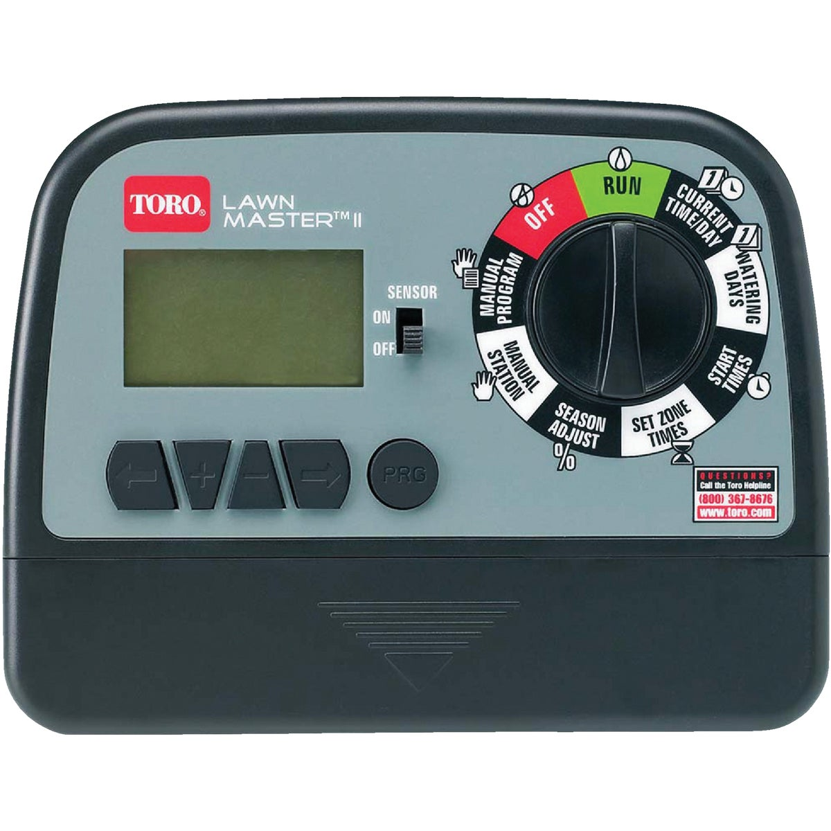 6 ZONE ELECTRONIC TIMER - 53806 by Toro/elect Appl Ordr