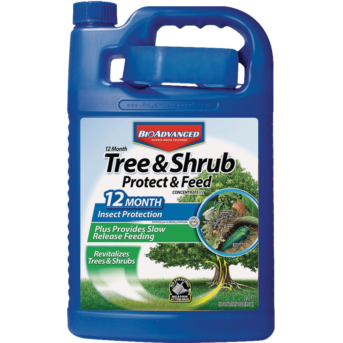GAL TREE & SHRUB CONTROL - 701615A by Bayer Advanced Llc