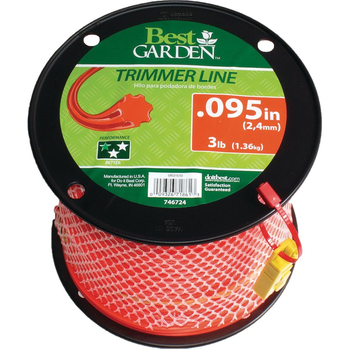 .095 3LB TRIMMER LINE