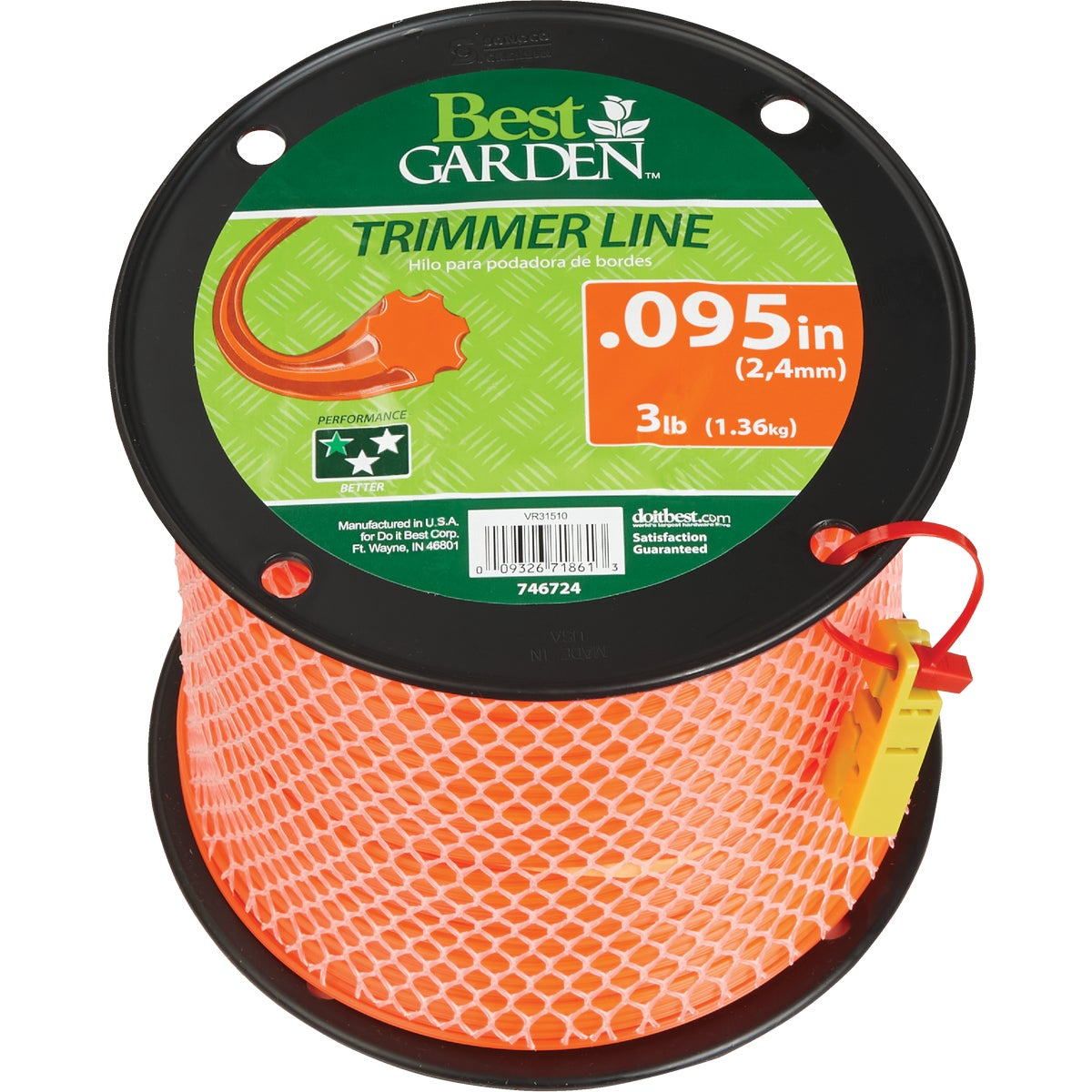 .095 3LB TRIMMER LINE - 16260 by Shakespeare Mono