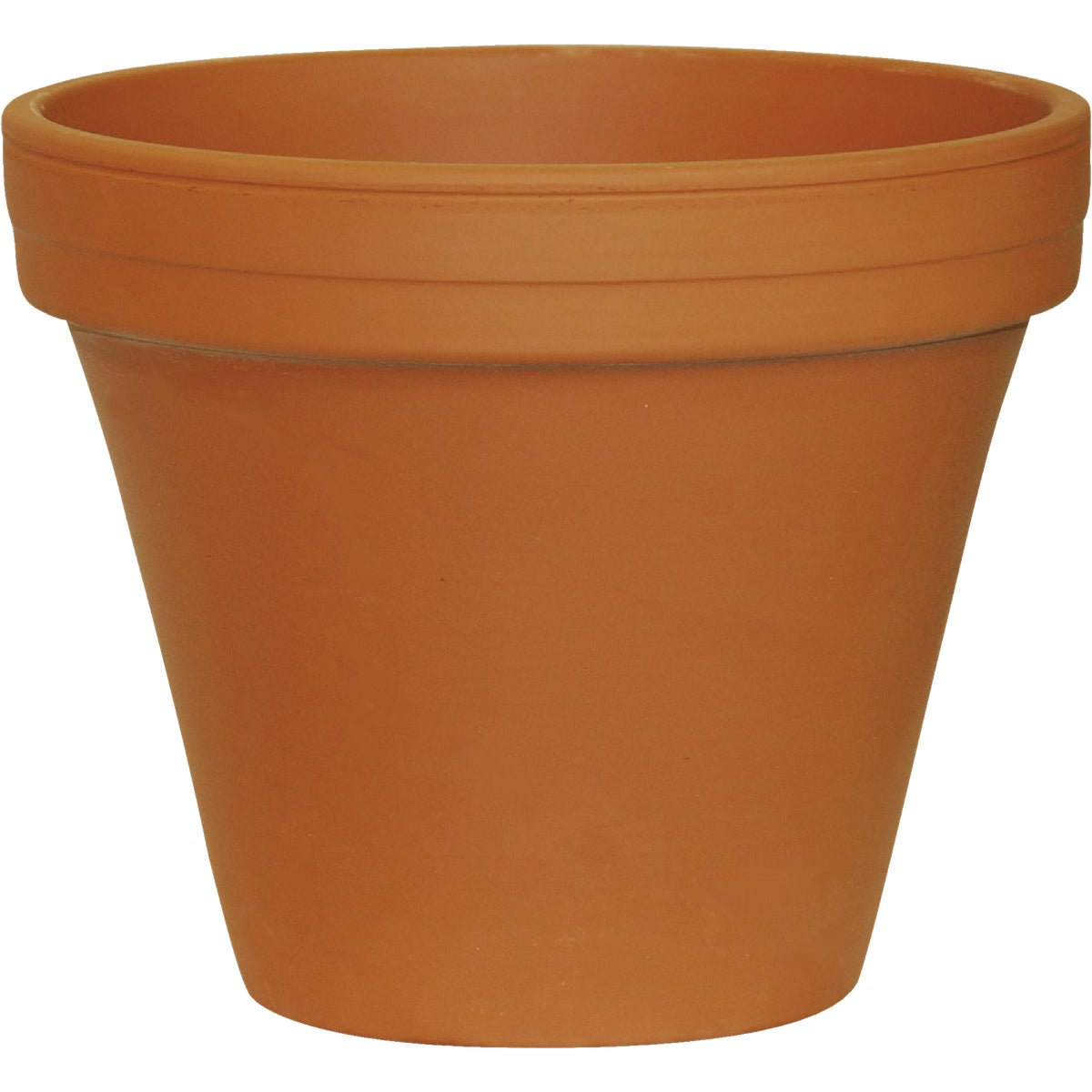 "6"" TERRA COTTA CLAY POT - M8090PZ by Deroma"