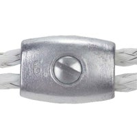 Dare Prod. 4PC ELECTRIC ROPE CLAMP 3098