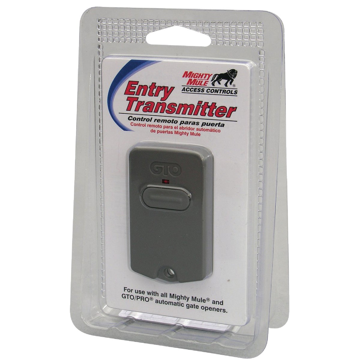 ENTRY TRANSMITTER - FM135 by Gto Inc