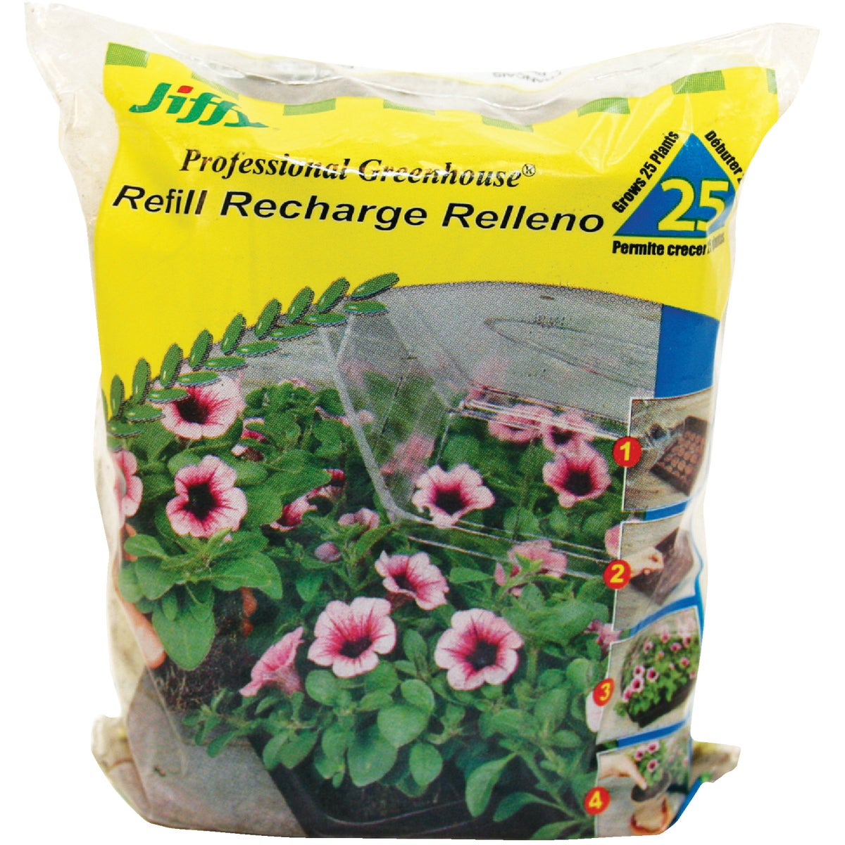 25PK PEAT PELLETS - J4R25 by Plantation Products