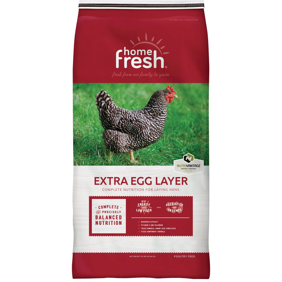 50LB XTRAEGG16 CHCKNFEED - 3483 by Kent Feeds Inc
