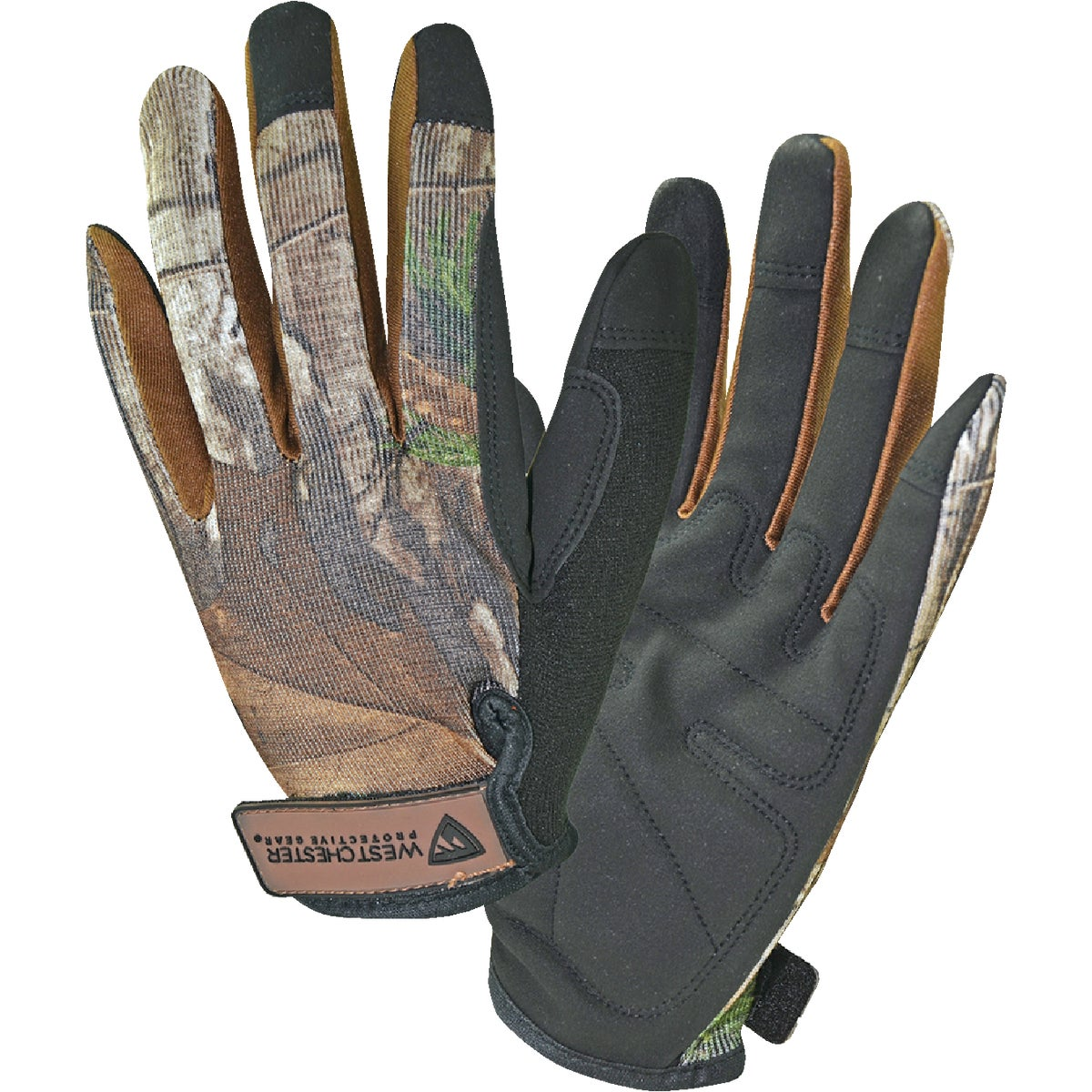 LRG CAMO BCKCNTRY GLOVE - M125L by Custom Leathercraft