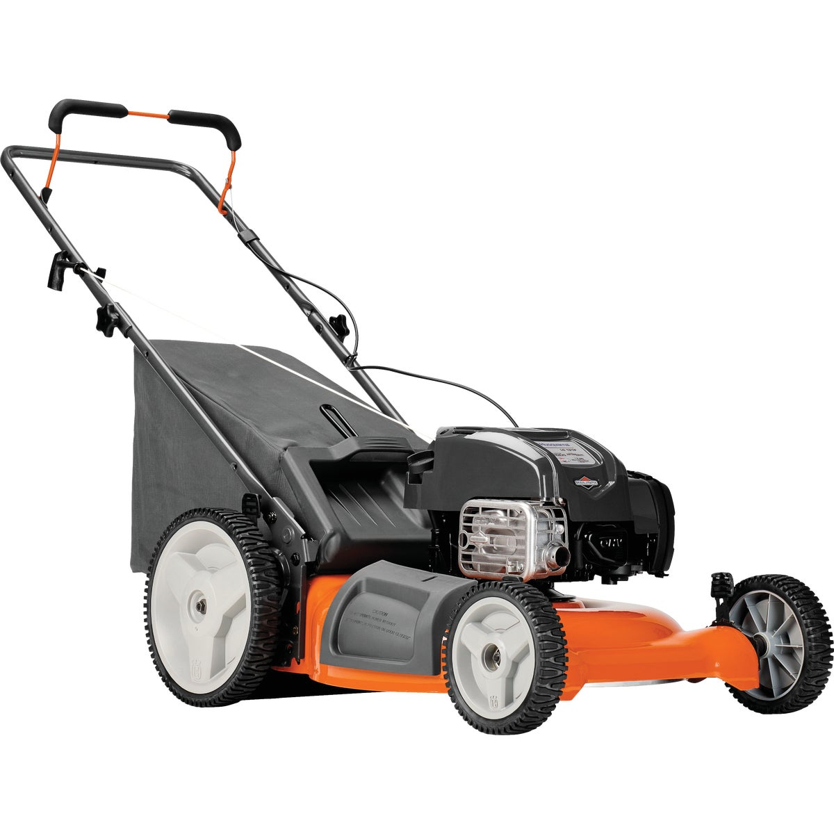 "21"" HI-WHL PUSH MOWER"